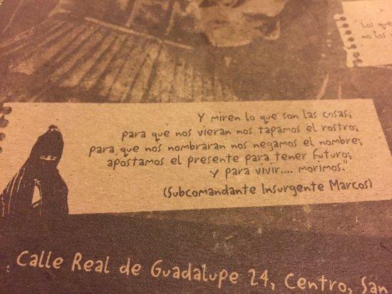 Centro Cultural Tierradentro Café: photo1.jpg