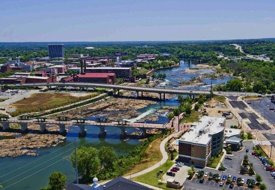 Phenix City, AL: Aerial Exterior View