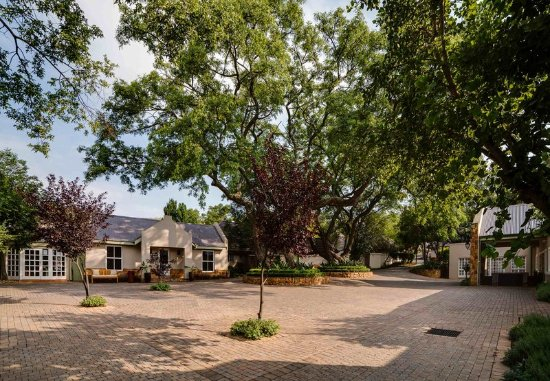 Magaliesburg, South Africa: Hotel Grounds