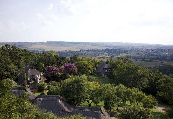 Magaliesburg, Republika Południowej Afryki: Hotel Aerial View