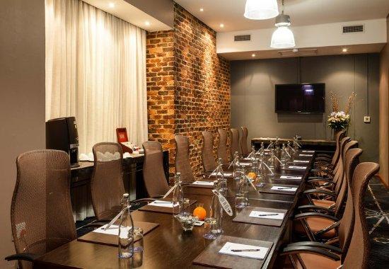 Kempton Park, Afrika Selatan: Boardroom