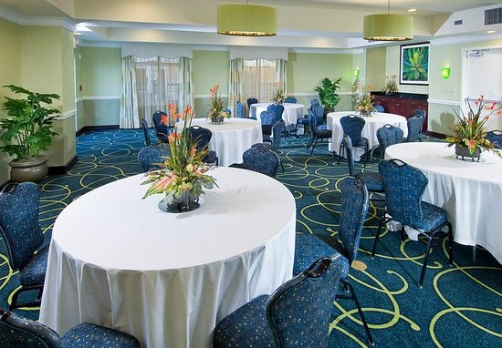 Courtyard Sarasota University Park/Lakewood Ranch Area: Meeting Room – Banquet Setup