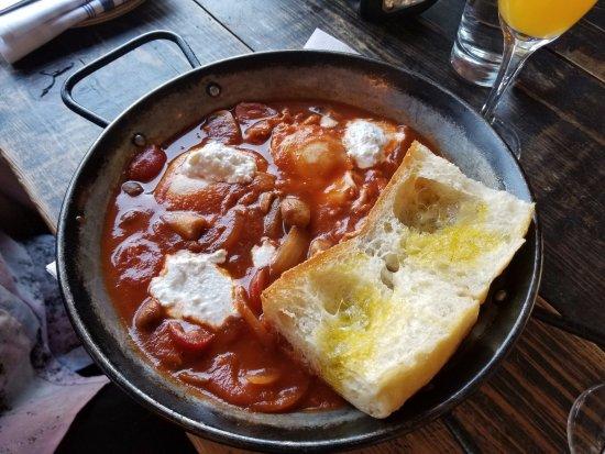 Photo of Mediterranean Restaurant Mezetto at 161 E Houston St, New York City, NY 10002, United States