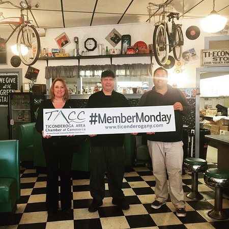 Ticonderoga, Estado de Nueva York: #MemberMonday
