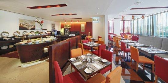 Arabian Park Hotel: Restaurant