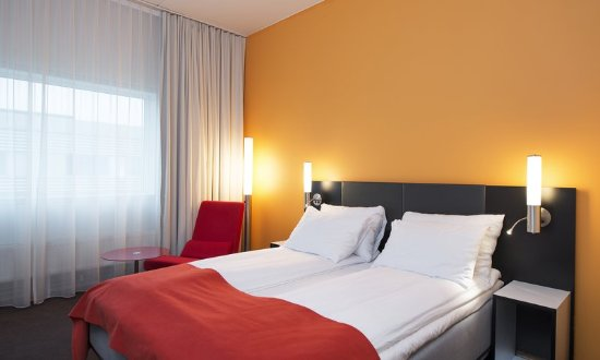 Gardermoen, Norvegia: Standard Double Room