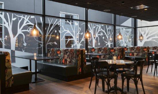 Gardermoen, Norvegia: Brasserie Bassit
