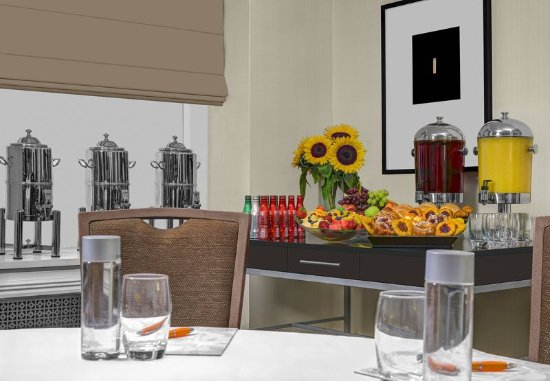 The Lexington New York City, Autograph Collection: Meeting Room - Catering Details