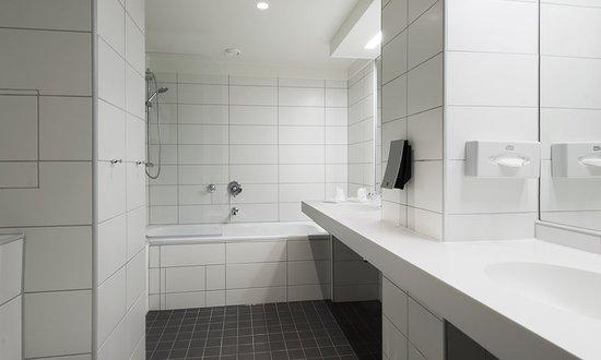 Sandvika, Norge: Bathroom