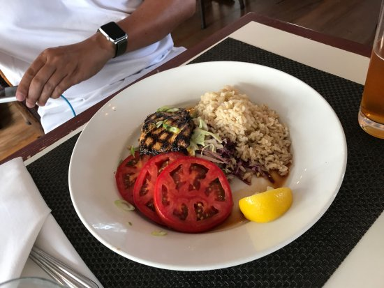 Merriman's : Grilled fish of the day