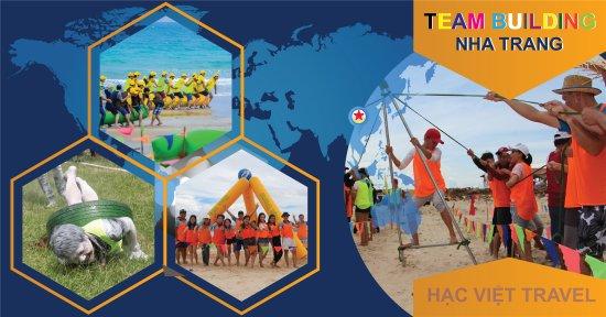 Hac Viet Travel | Team Building Nha Trang