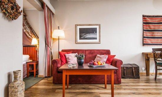 Svingvoll, Norwegia: Suite