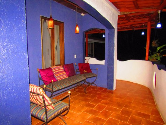 Nuevo Arenal, Costa Rica: Common area