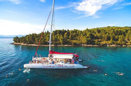 Full-Day Mega Catamaran Excursion to...