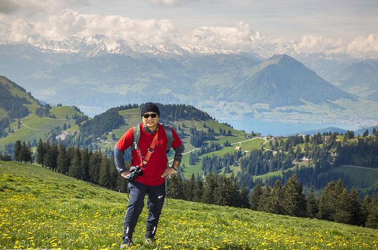 Mount Rigi: Full-Day Photography Tour
