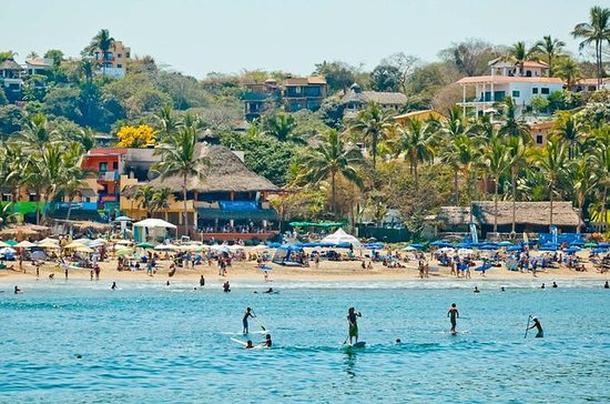 Full-Day Sayulita and Punta Mita from...