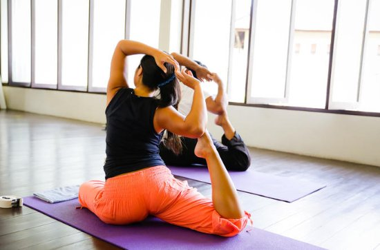 1.5-Hour Yoga or Pilates Group Class...