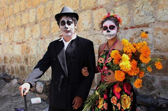 Day of the Dead Celebration in Oaxaca