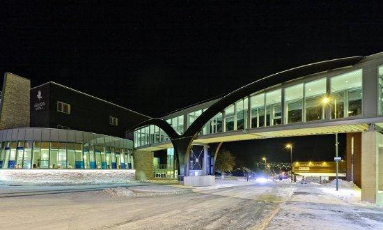 Surnadal Municipality, Noruega: facade