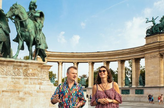 Private Half-Day Best of Budapest