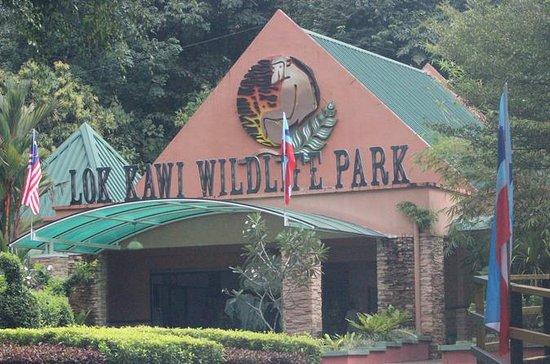 Parc animalier de Lok Kawi