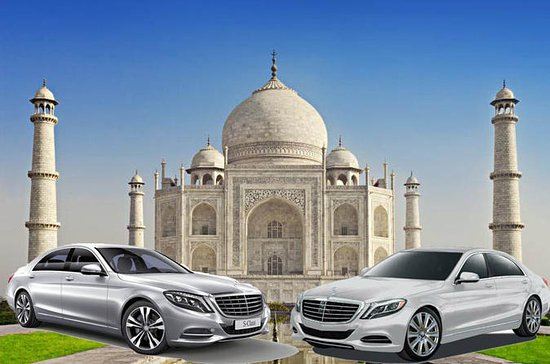 Private Tour Agra de Delhi par Mercedes...