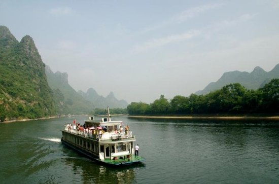 Li River Group Cruise tour From...