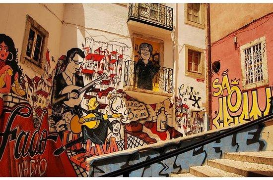 Lisbon Street Art Tour Tuk Tuk Tour