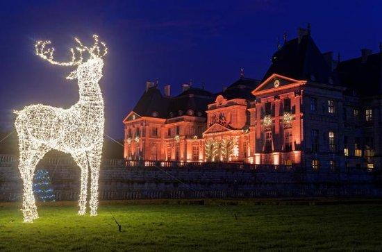Chateau de Vaux-le-Vicomte Christmas...