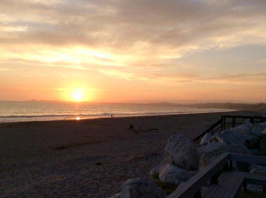 Aptos, كاليفورنيا: Sunset in Aptos