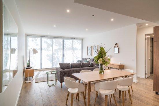 Sandringham, Australia: Two Bedroom Terrace Apartment
