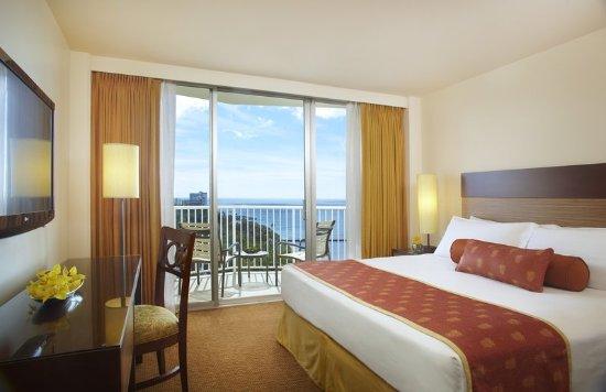 Park Shore Waikiki: Ocean View