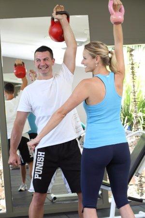 Brooklet, Australia: Gaia Retreat fitness