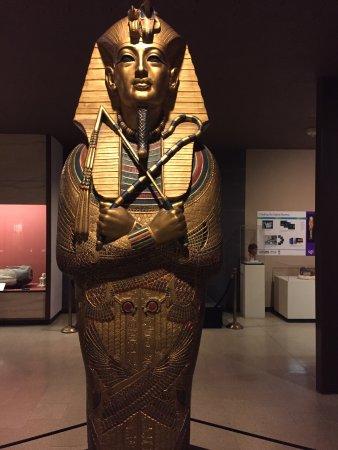 Rosicrucian Egyptian Museum : Life sized