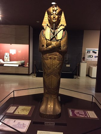 Rosicrucian Egyptian Museum: Amazing Room filled with artifacts