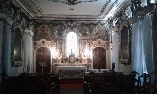 Sao Francisco de Paula Church: Pequena Capela Anexa a lateral da igreja