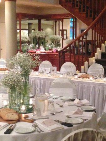Berry, Australia: Inside dining Gabbys Weddings