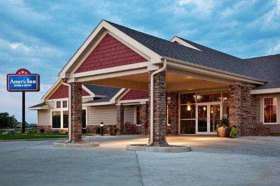 โอเซจ, ไอโอวา: Americ Inn Osage Exterior