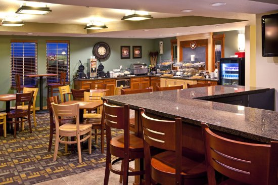 โอเซจ, ไอโอวา: Americ Inn Osage Breakfast