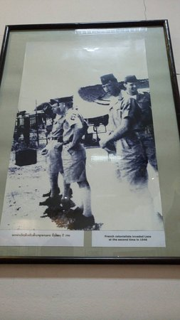 1946年フランス軍侵攻 - Picture of Lao People's Army Museum ...