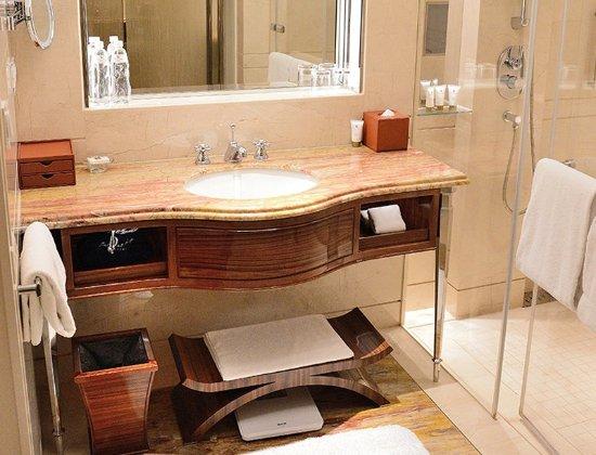 The Okura Prestige Taipei: Bathroom-Okura Prestige Room