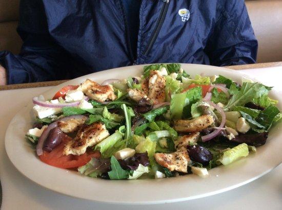 First Awakenings : Tuscan Chicken Salad