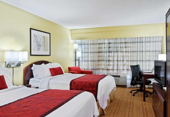 Athens, GA: Double/Double Guest Room