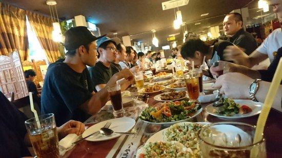 Tendo, Япония: Sultan Indian Restaurant