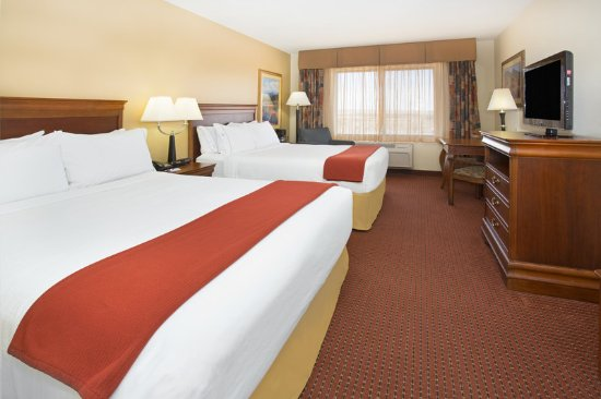 Las Vegas, New Mexiko: Two Queen Guest Room
