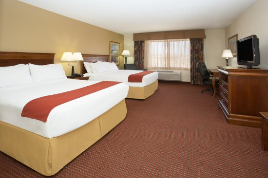 Las Vegas, Nuevo Mexico: Two Queen Bed Suite