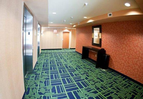 Pelham, AL: Elevator Lobby