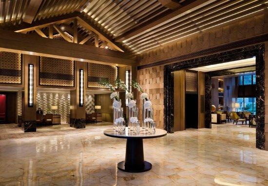 Anji County, China: Lobby