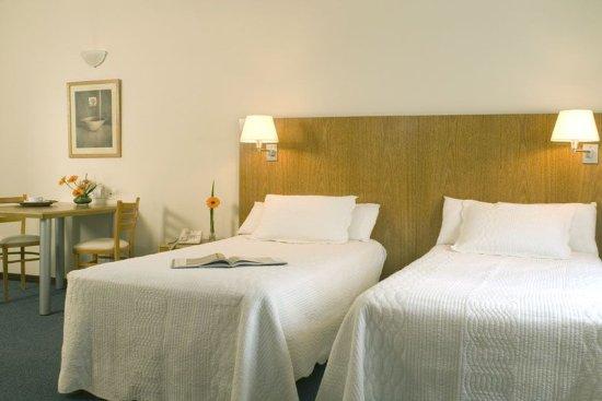 Aspen Suites Hotel : Deluxe Twin