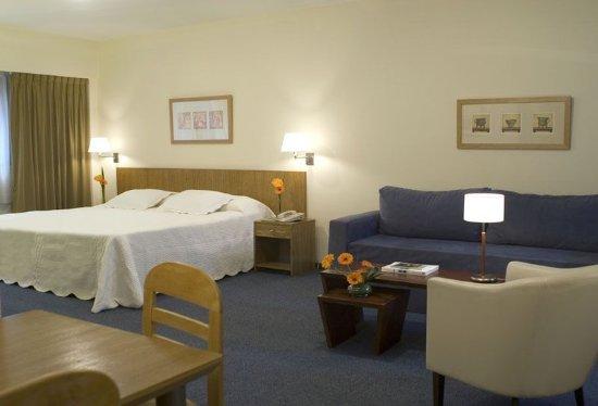 Aspen Suites Hotel : Deluxe Double